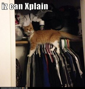 iz can Xplain