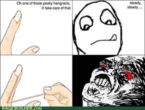 Hangnails...