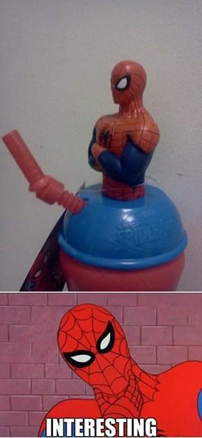 Spider-Cup FAIL