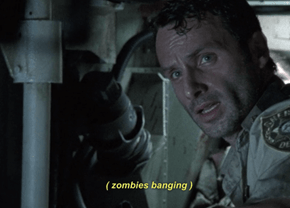 Maybe Give Them Some Privacy, Rick...