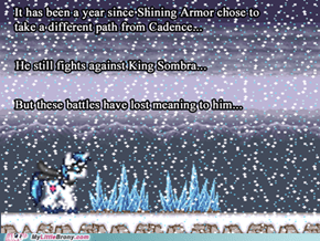 Shining Armor Zero 2