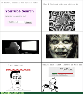 YouTube Rage