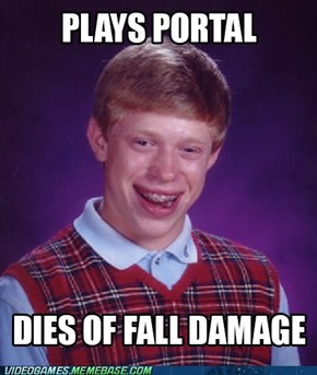 Even Aperture Can't Fix Bad Luck