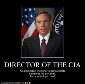 DIRECTOR OF THE CIA