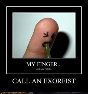 CALL AN EXORFIST