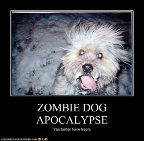 ZOMBIE DOG APOCALYPSE
