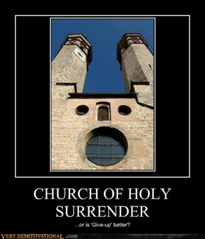 CHURCH OF HOLY SURRENDER