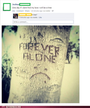 Forever a Tree