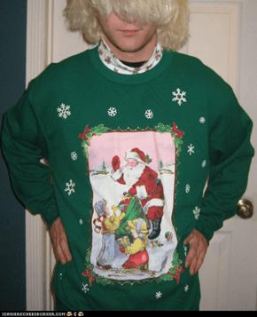 Spanky Santa Special