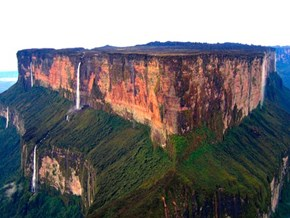 The Boxy Mount Roraima