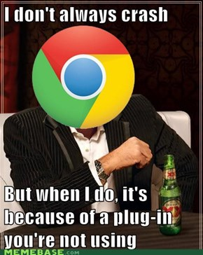 The most interesting web browser in the world
