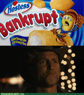No more twinkies?!