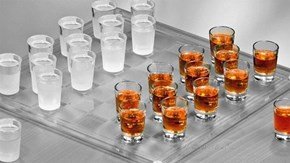 Shot Checkers: You Lose, You Drink