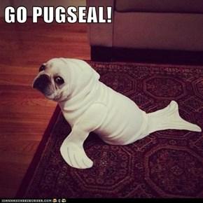 GO PUGSEAL!