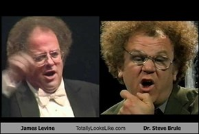 James Levine Totally Looks Like Dr. Steve Brule