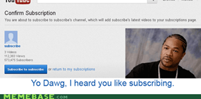 Subscribed to Subcribe