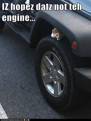 IZ hopez datz not teh engine...