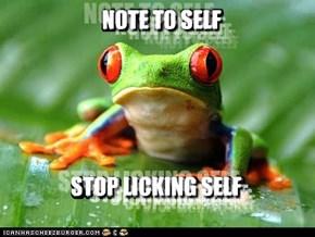 Amphibian Addict?