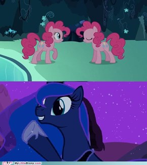 The Pinkie Pie has been doubled!