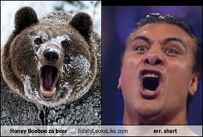Honey Booboo za bear Totally Looks Like mr. shart