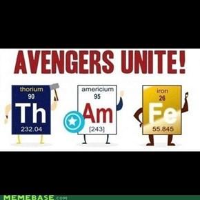 Avengers Unite!