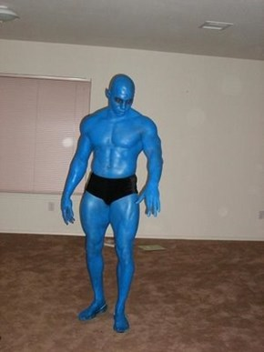 The Good Dr. Manhattan
