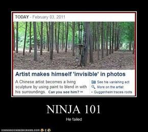 NINJA 101