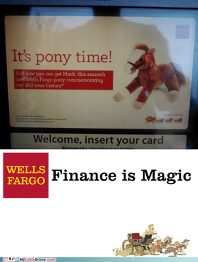 Finance is Magic