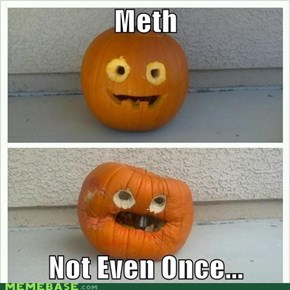 Not even once.....