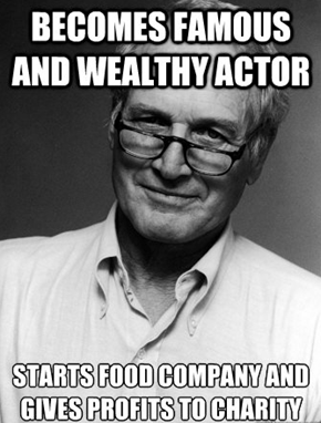 Good Guy Paul Newman