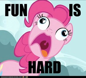 Pinkie is best pony