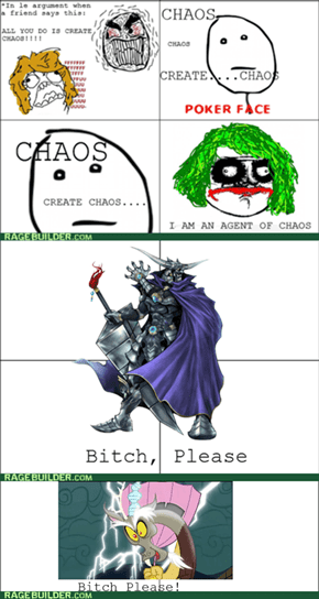 I am Chaos Re;raged