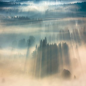 Boguslaw Strempel Captures Fog and Light