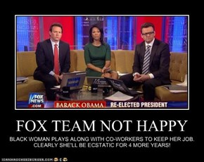FOX TEAM NOT HAPPY