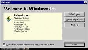 HOW TO WINDOWS95