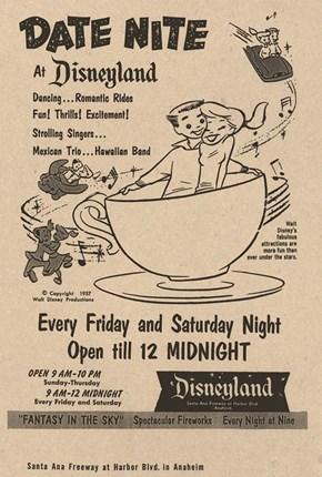 Disney Date!