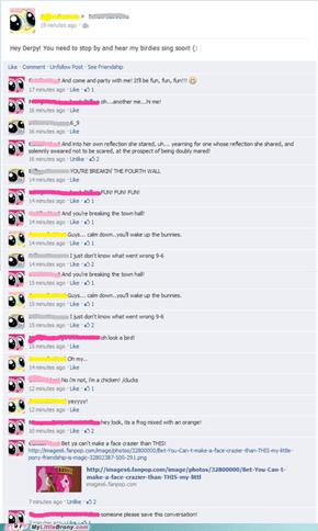 Best Conversation EVAR!!!