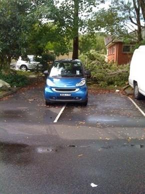 Smart Parking FAIL