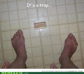 Its a trap!!