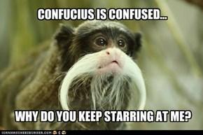 Confucius?