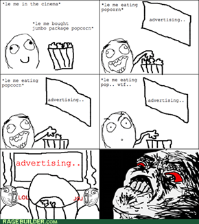 cinema rage!