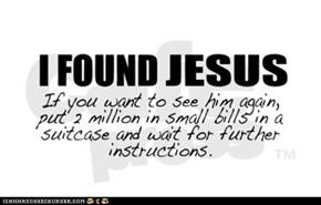 Ransom Jesus...