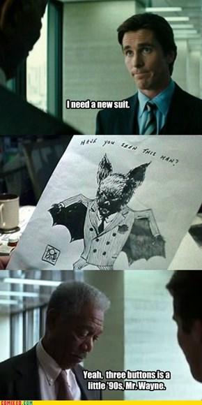 The Bat Suit