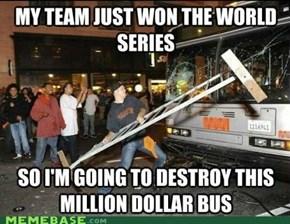 Scumbag Sports Fans