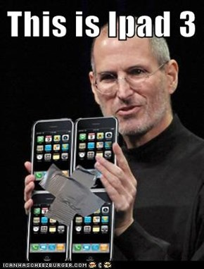 This is Ipad 3
