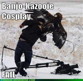Dangers of Cosplay