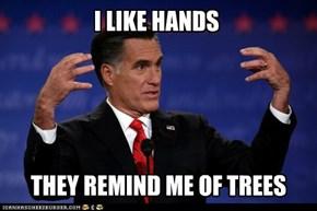 Hands Attract Mittens