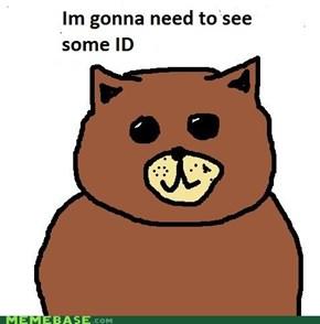 Legal age Bear