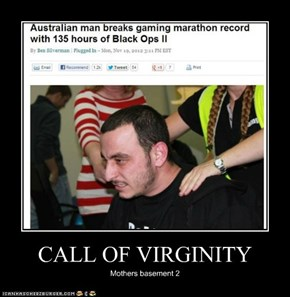 CALL OF VIRGINITY