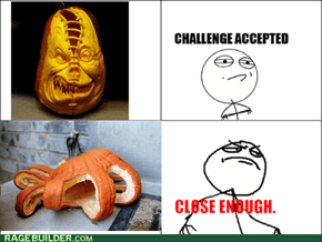 fail pumpkin